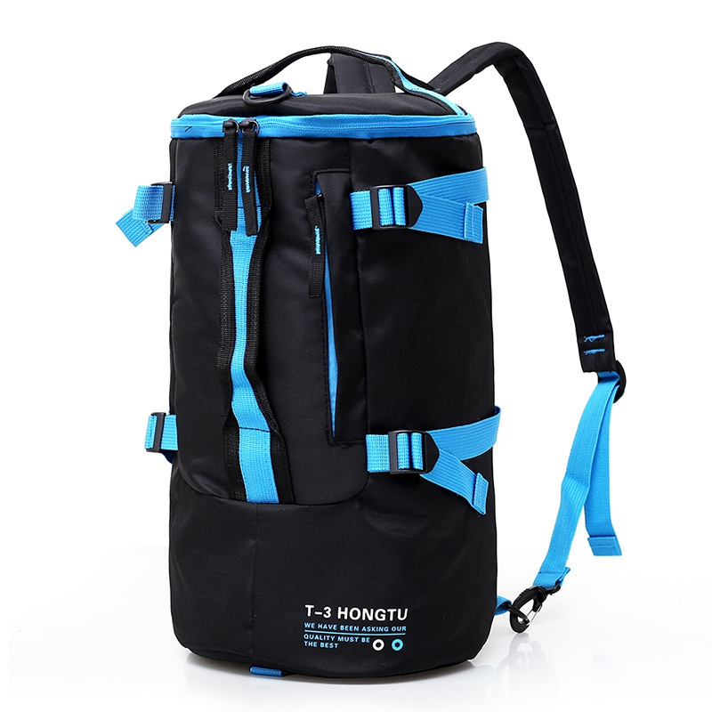 New Women Men Backpack Organizer Unisex Travel Bag Multifunction Large Capacity