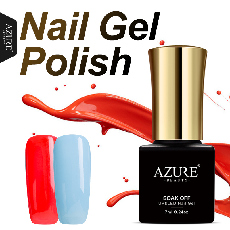 Gel Nail Polish Sale: Aliexpress.com : Buy AZURE BEAUTY Spring Series Gel Polish
