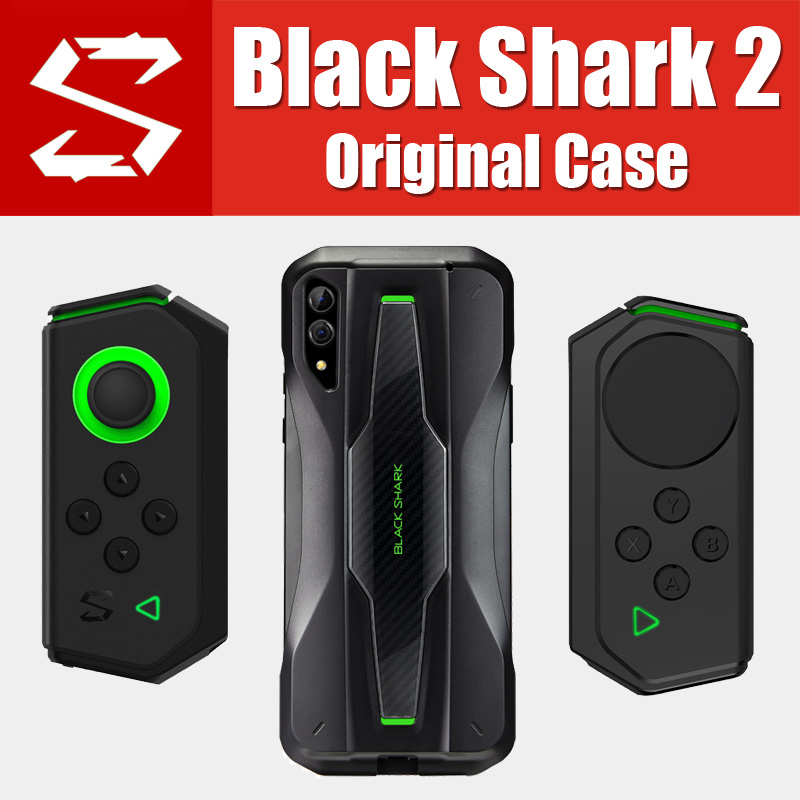 24 hour Shipment Black Shark 2 Case Slide Rail Cover With Original Gamepad 2.0 Bluetooth Control Black Shark 2 Pro Kit24 hour Shipment Black Shark 2 Case Slide Rail Cover With Original Gamepad 2.0 Bluetooth Control Black Shark 2 Pro Kit