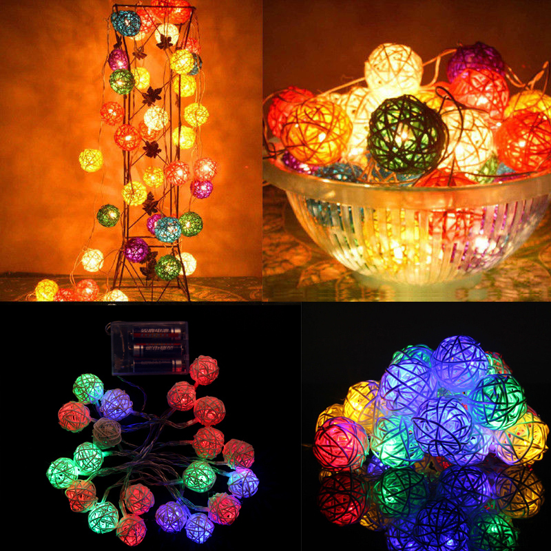 colorful new year decoration - photo #18