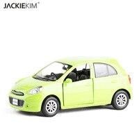5pcs Lot Wholesale Brand New UNI 1 36 Scale Car Model Toys Japan Nissan March Diecast