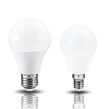 Vintagelll LED E14 LED lampa E27 LED żarówka AC 220V 230V 240V 15W 12W 9W 6W 3W reflektory LED lampa stołowa światło tanie i dobre opinie iPiggy Metal Telefony zabawkowe