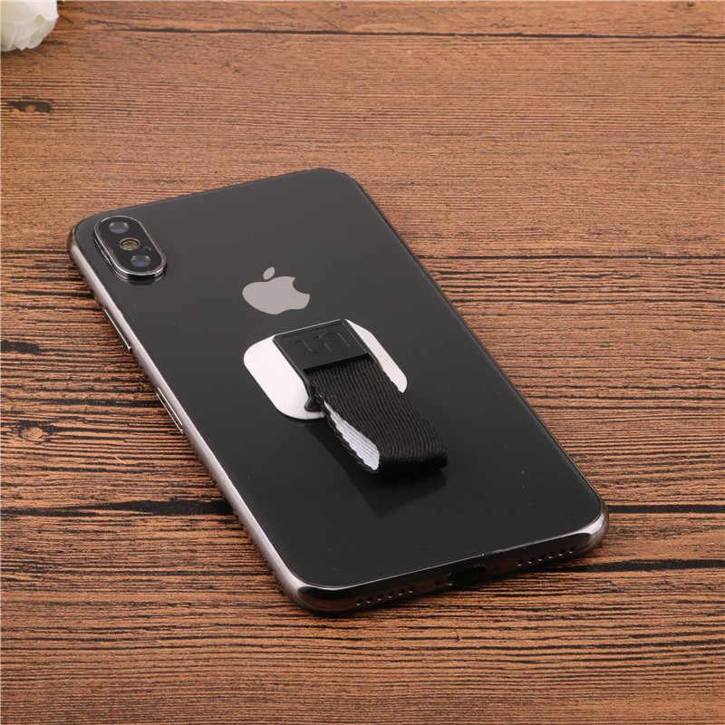 SIANCS لطيف البنصر حامل الهاتف الذكي الهاتف المحمول إصبع حامل قبضة ل iPhone 7 plus شاومي سامسونج لسامسونج اللوحي