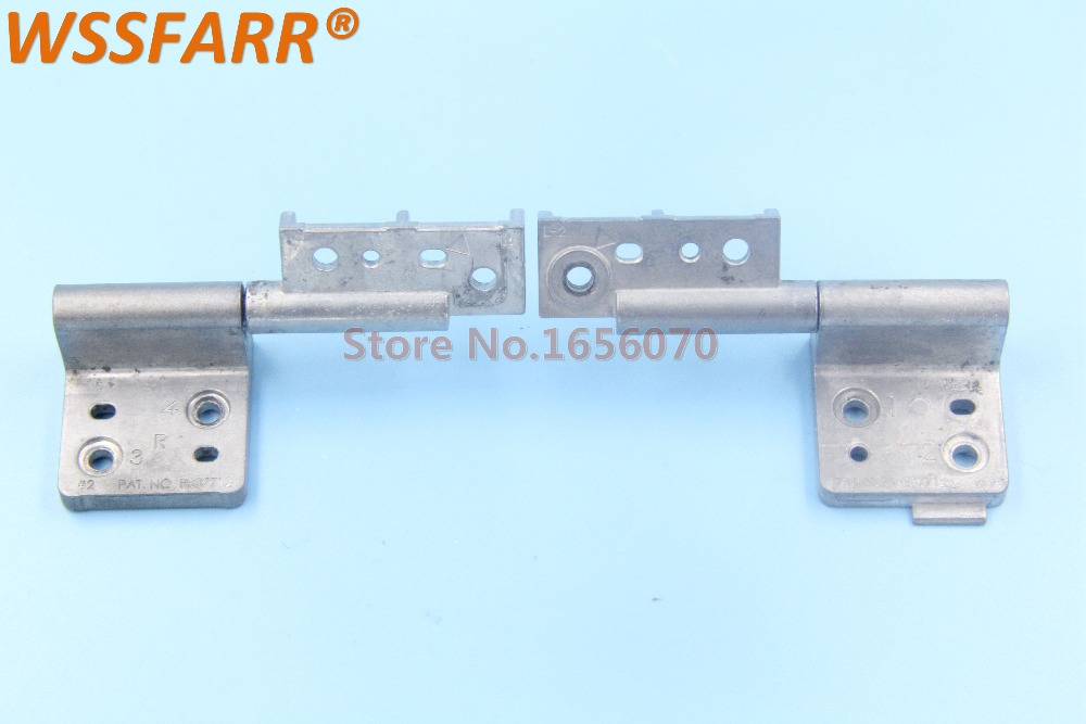 Original XPS 9550 Left /& Right Hinge Set w//Screws