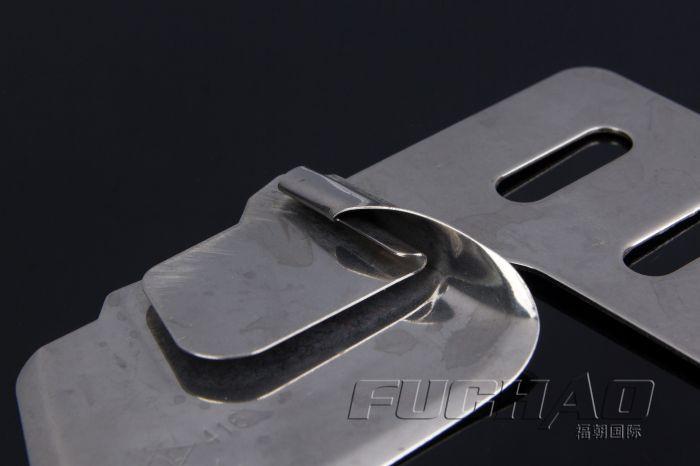 Одиночная игла втулка прикрепления Двойная игла управление цепной стежок 1 Игла швейная машина