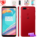 NEW Original Oneplus 5T Mobile Phone Snapdragon 835 Octa Core 8GB 64GB 6.01