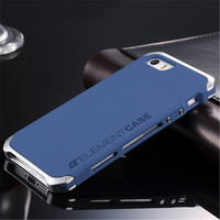 For iPhone 5s Luxury Element Phone Bag Cases with Designer's Aluminium and Hard Back PC Case For iPhone 5 5s se phone bags