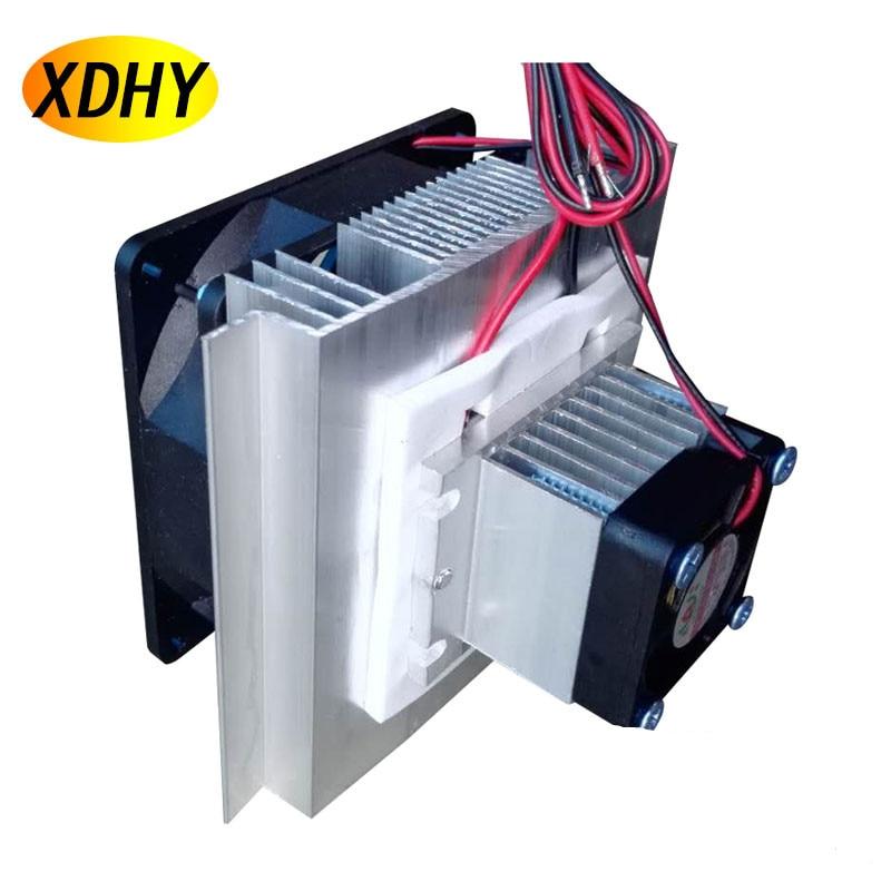 12v air conditioner diy Semiconductor refrigeration tablet water dispenser car refrigerator cooler Dehumidifier assembly