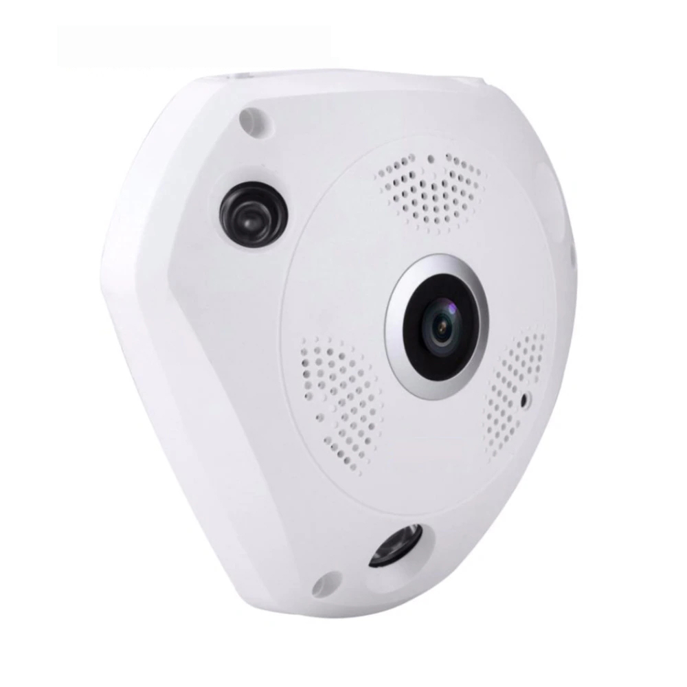3G/4G Wireless 360 Degree Panoramic Mobile IP Camera with 3MP Alarm VR Camera Surveillance Used as WIFI Hotspots Free APP Alarm - 5