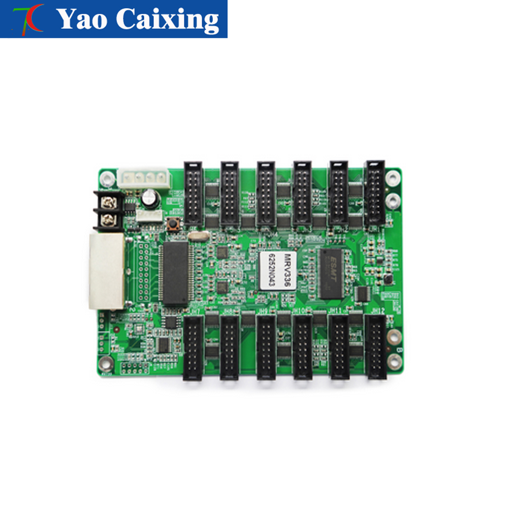 Support 32scanLED full color display novastar 336 receiving card,HUB 75 Interface type Receive the cardSupport 32scanLED full color display novastar 336 receiving card,HUB 75 Interface type Receive the card