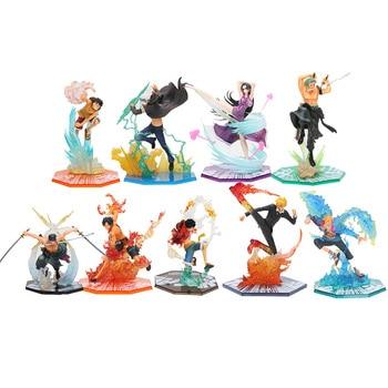 15cm One Piece Figure Luffy Figuarts ZERO 5th Action Figure Monkey D Luffy Skill Figurine One Piece Luffy Toys Juguetes figurine