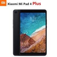 Xiaomi mi Pad 4 плюс 4G фаблет 10,1 ''mi UI 9,0 Qualcomm Snapdragon 660 4G B + 6 4G B распознавания лиц 13MP Cam Двойной Wi Fi планшетный ПК