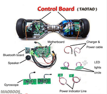 High quality TAOTAO Motherboard Control Board for hoverboard skateboard accessory 11 items