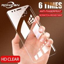 RONICAN Anti-Scratch 0.26mm de Vidro Temperado Para Filme Protetor de Tela Huawei Honor 7A Pro AUM-AL29 7A Honra Pro vidro De proteção