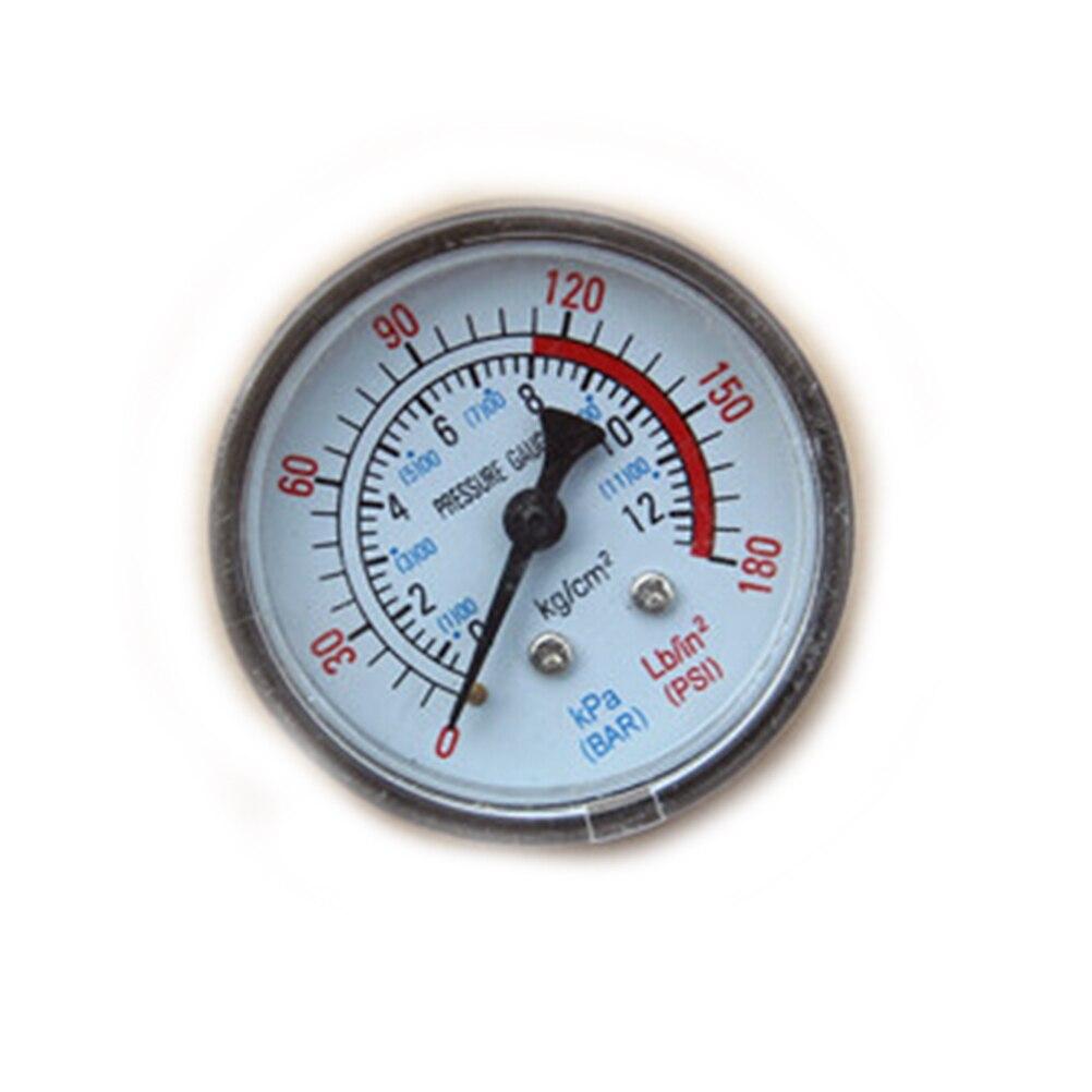 High Quality 0 180psi 0 12bar 1 8 Quot Male Thread Air