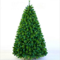 2.1 m / 210CM encryption Christmas tree factory outlets plus mixed round high-grade Christmas tree pine needles