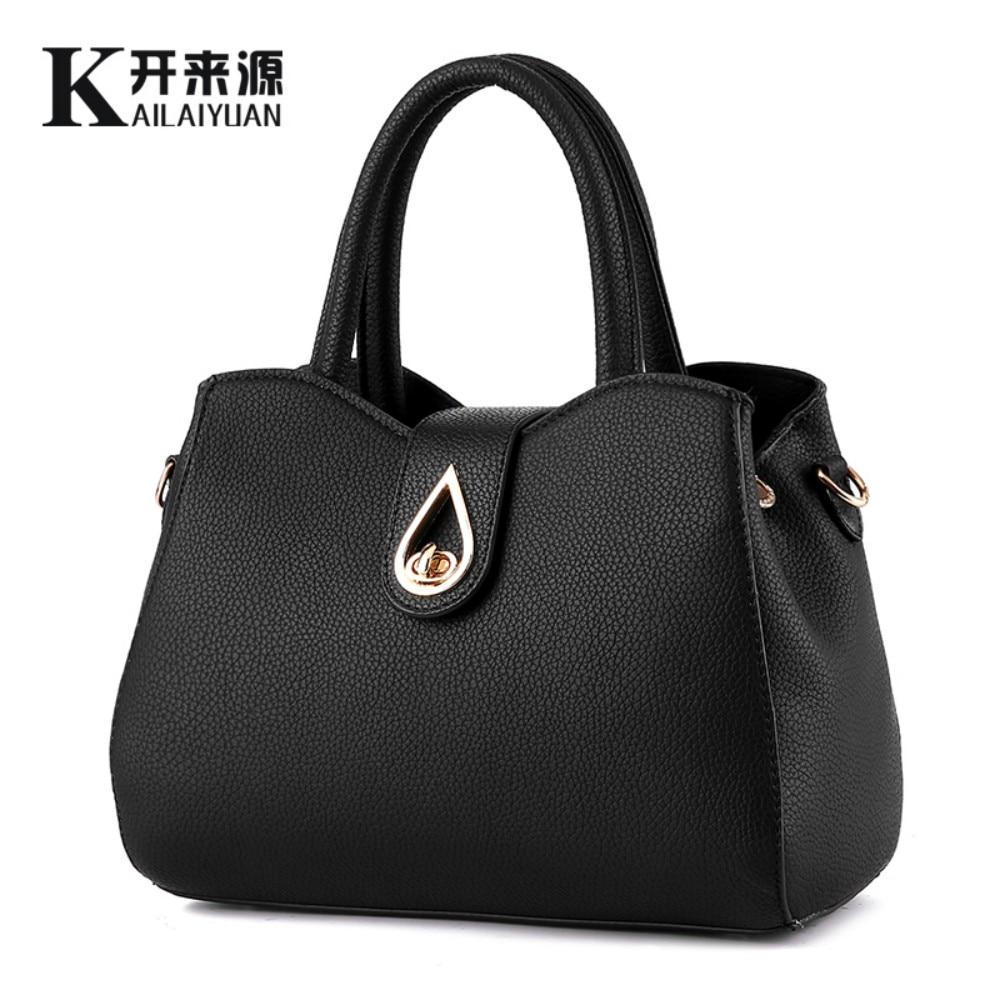 100% Genuine leather Women handbag 2017 New Fashion handbag Crossbody Shoulder H