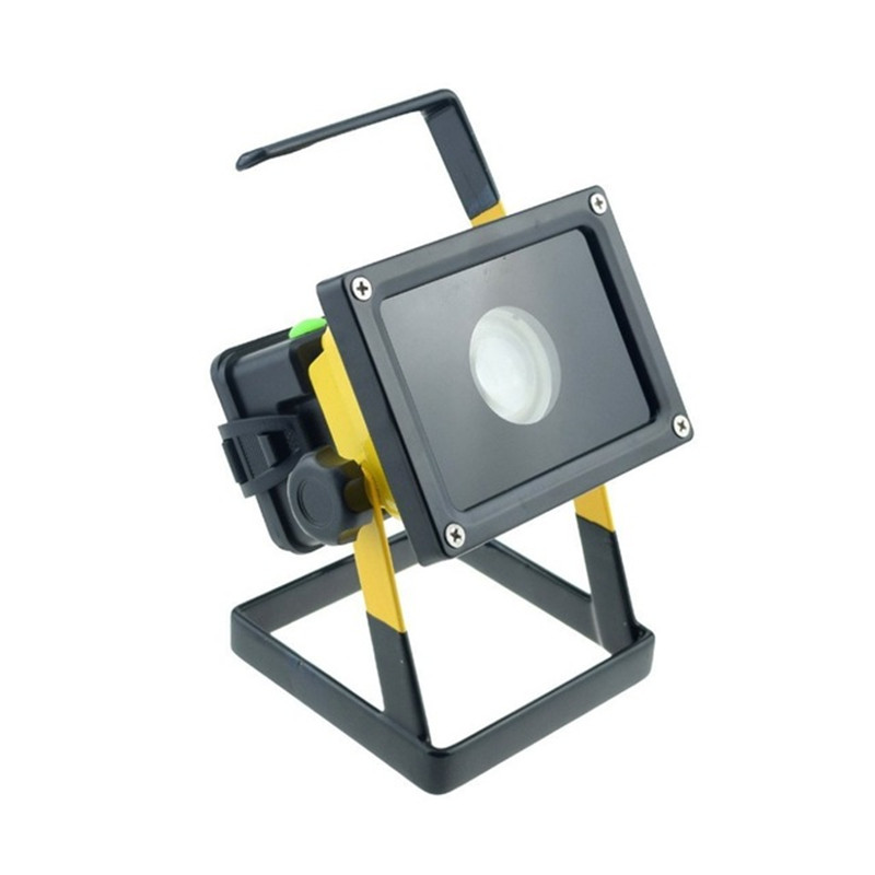 Portable Waterproof IP65 3 Models 30W LED Spot light LED Floodlight for Outdoor activities ...
