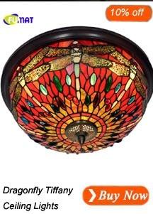 Dragonfly Tiffany Ceiling Lights