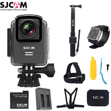 100% Original SJCAM M20 Wifi 4K 24fps NTK96660 16MP GYRO Stabilization 30M Waterproof Sports Action Camera Car Mini DVR