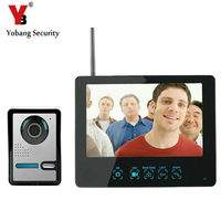 Video Doorbell 2 4G 9 TFT Wireless Video Door Phone Intercom Doorbell Home Security 1 Camera