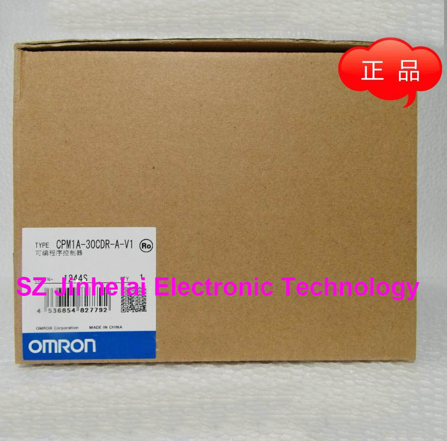 New and original CPM1A-30CDR-A-V1 OMRON Programmable controller