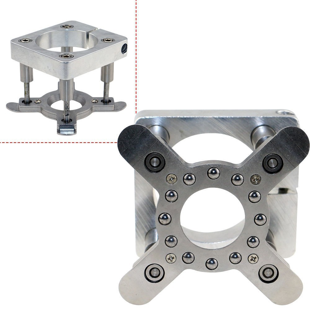 Diameter 105mm spindle holder For CNC Router CNC Automatic Pressure Plate For CNC engraving machine Clamp Plate engraving machine automatic platen clamp cnc plate clamp for spindle motor 65mm 80mm 85mm 90mm 100mm 105mm 125mm