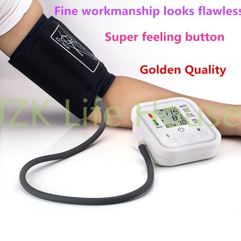 جهاز الرعاية الصحية المنزلية لقياس ضغط الدم ورصد ضربات القلب 4