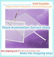 Novo uso do painel de vidro da tela de toque para 5 fios r515.012mt5 95102-14