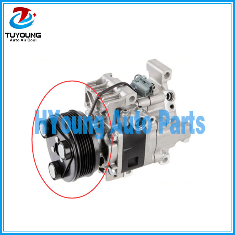 A/c Compressor & Clutch Air Conditioning & Heat Knowledgeable New Clutch Car Ac Compressor Clutch For Mazda Cx-7 2006-2010 H12a1al4hx Egy16145z Compressor Clutch Supplement The Vital Energy And Nourish Yin