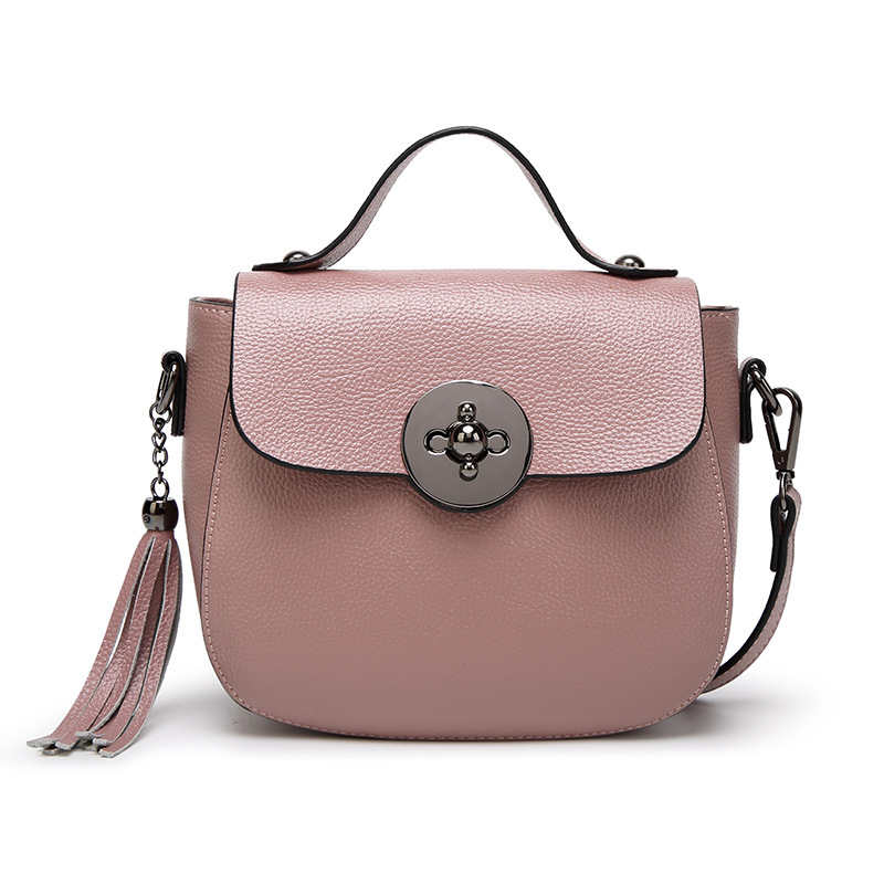 ФОТО 2017Woman Bag Women Genuine Cow Leather Shoulder Bags Nine Candy Color  Vintage Tassen Designer Handbags High Quality