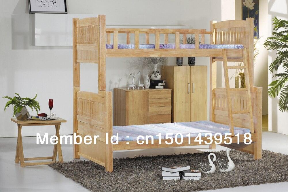 litera moderna cama para nios adultos hace of roble en camas de muebles en alibaba group