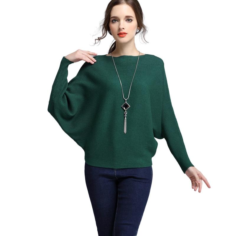новинка 2017 года Lasperal модный вязаный свитер для женщин