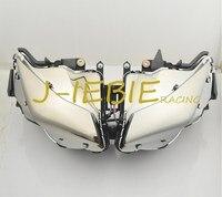 Chrome Front Headlight Head Light Lamp Assembly For Honda CBR1000RR CBR1000 CBR 1000 RR 2012 2013 2014 2015