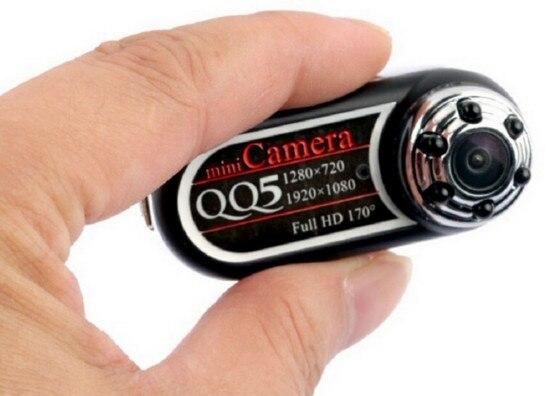 QQ5 Mini Camera Full HD 1080P 720P Infrared Night Vision DV Camera Camcorder 12MQQ5 Mini Camera Full HD 1080P 720P Infrared Night Vision DV Camera Camcorder 12M