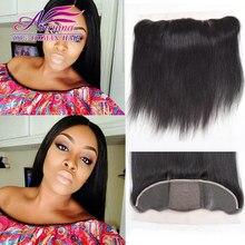Full Frontal Lace Closure 13×4 Filipino Virgin Hair Silk Base Lace Frontal Straight Ear to Ear Silk Base Closure Frontal