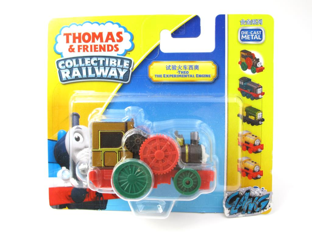 1:64 Diecasts Vehicles Thomas T147N THEO Thomas And Friends Magnetic Tomas Truck Engine Railway Train Toys for Boys NIB
