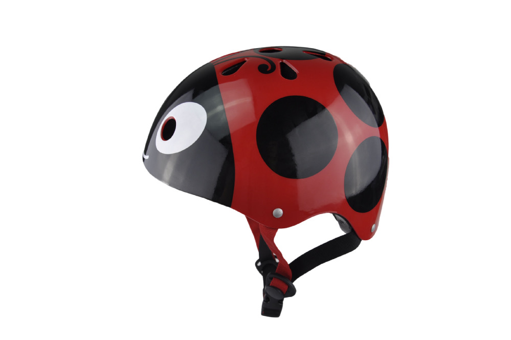 Kids Boy And Girl Bmx Street Bike Helmet Skating Helmet Helmet