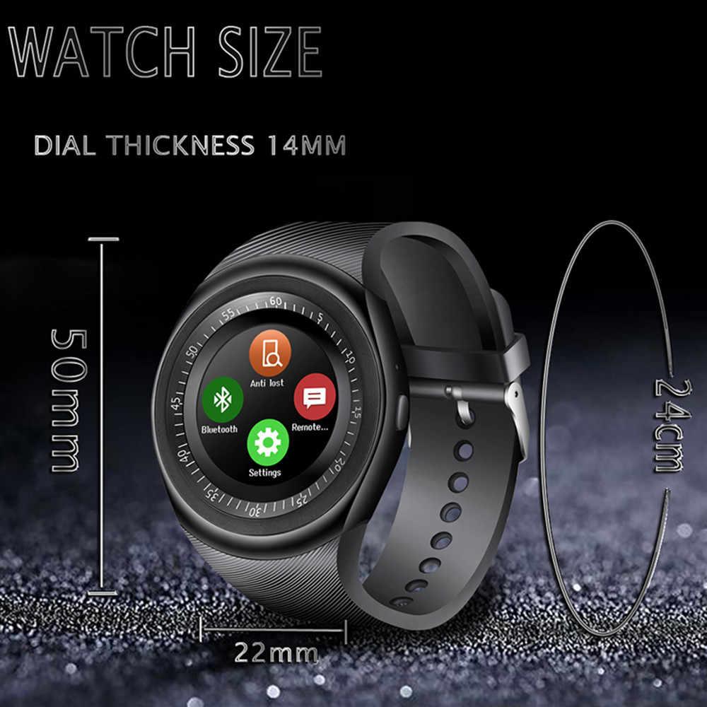 2019 جديد ساعة ذكية الرجال اللياقة البدنية الرياضة مقياس الخطو SmartWatch بلوتوث الموسيقى لاعب المستقرة النوم مراقبة Reloj inteligente