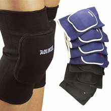 2pcs Sport Soft Elastic Breathable Support Guard Brace Knee Protective Protector Fitness  Bandage Pad