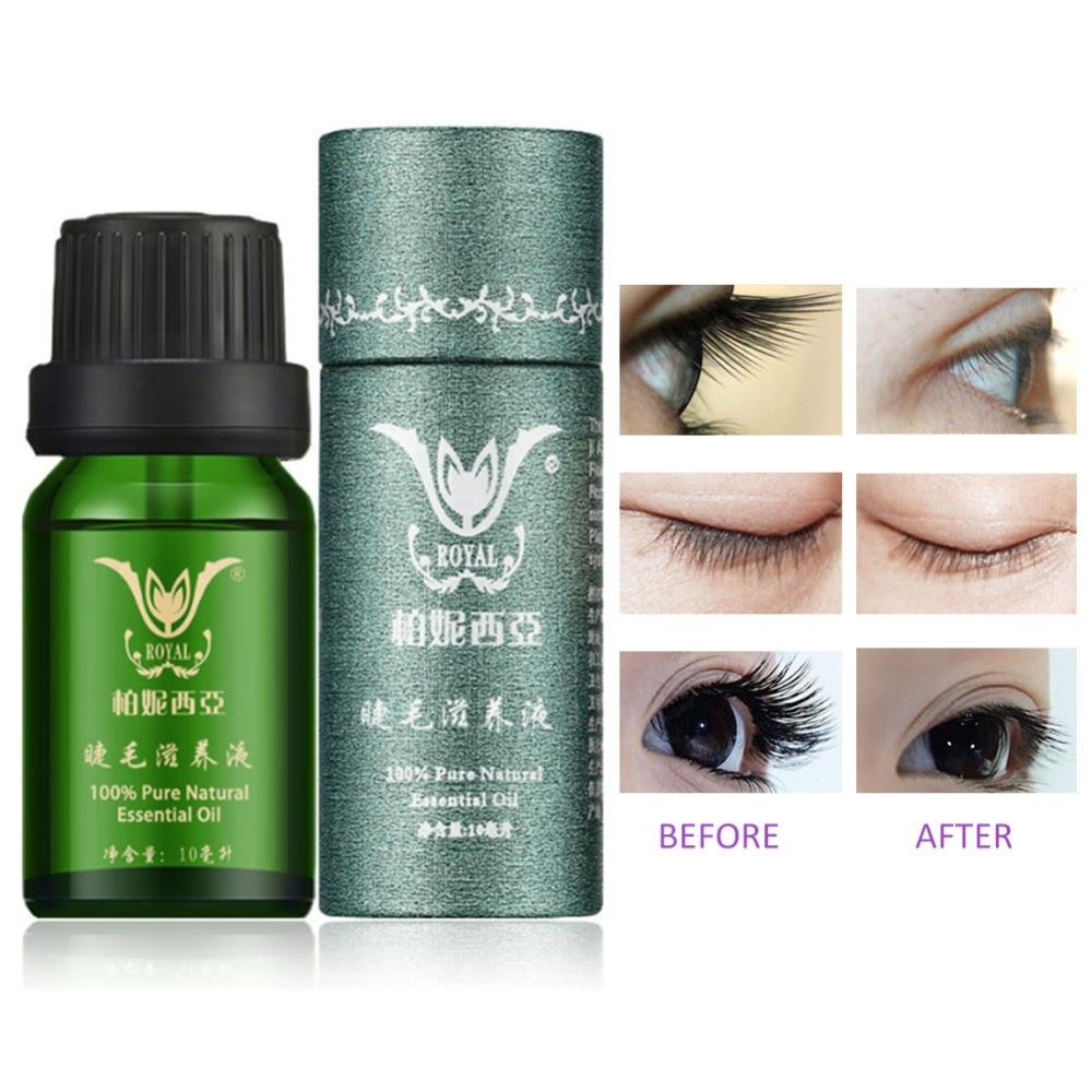 Herbal Eyelash Growth Nourishing Enhancer Eyelash Serum ...