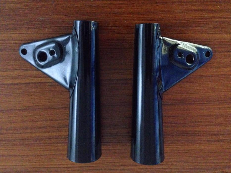 STARPAD For Jialing 70 Retro Refit Lamp Ear / Headlight Bracket Frame