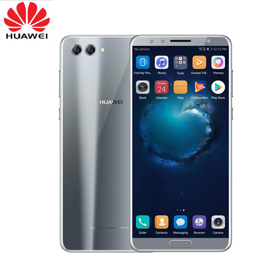 """Huawei Nova s 2 s смартфон с NFC 6,0 """"полный вид экран 2160*1080 4 камеры 20MP Android 8,0 Octa Core мобильный телефон стекло средства ухода за кожей"""