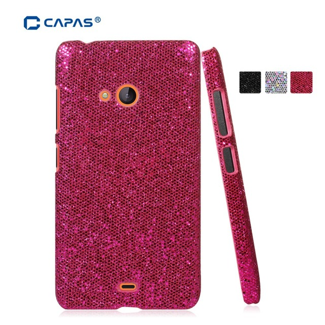 cheap for discount 34035 da3e7 US $5.7 |High Quality Luxury Back Cover for Microsoft Lumia 540 Dual SIM  Case Ultra Slim Bling Protective Shell for Lumia 540 Phone Cases-in ...