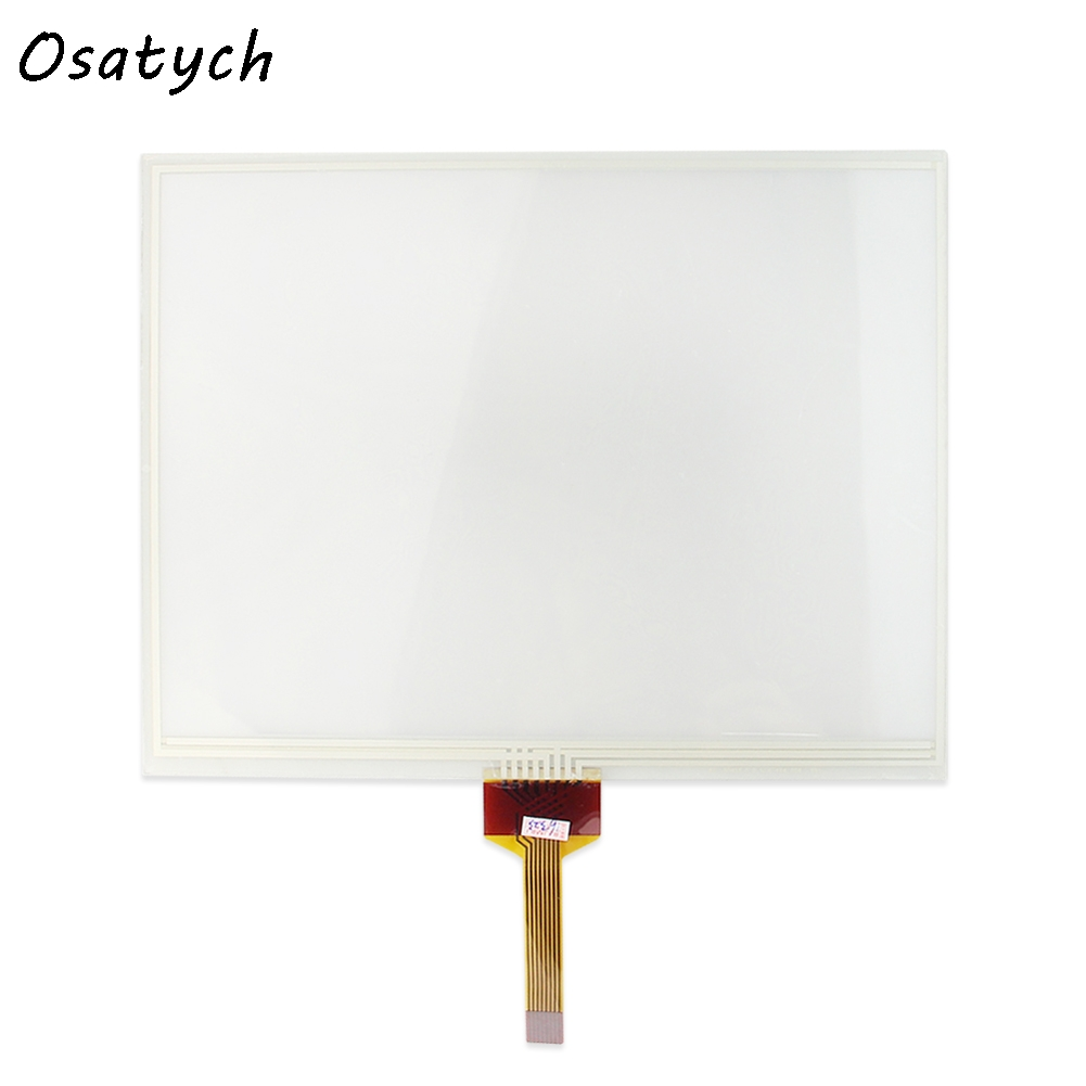 10.4 inch for G.T GUNZE U.S.P 4.484.038 G-27 8 Wires AT710 Touch Screen Digitizer Panel Glass