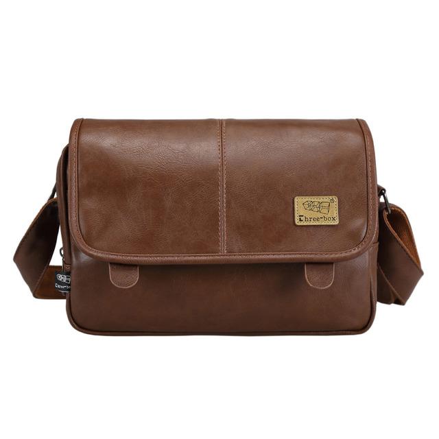 Preço de atacado de boa qualidade sacos de viagem de couro pu saco do mensageiro dos homens de luxo bonito do estilo bolsas de ombro drop shipping