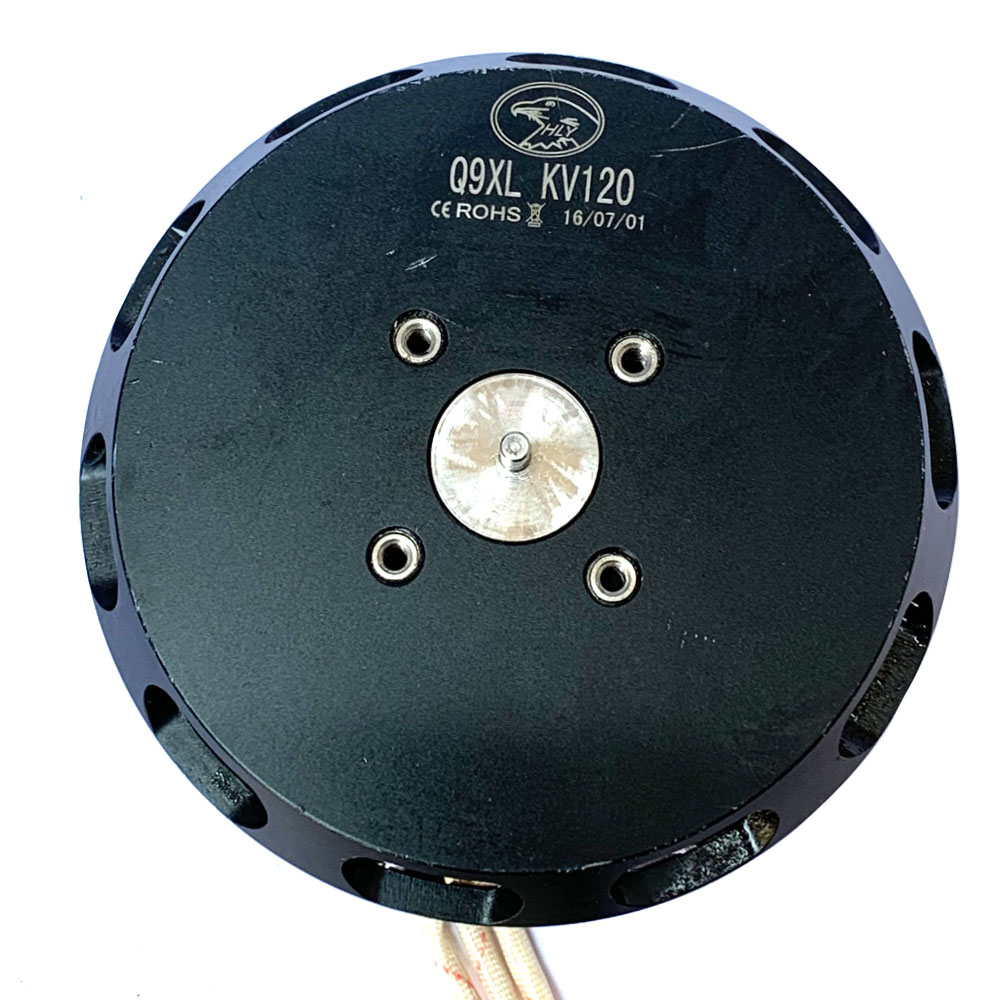 8318 Swiss Brushless Motor Agricultural Drone Motor Eagle Power Q9XL Suitable For 3080 Propeller EP-80A ESC Motor Large Torque