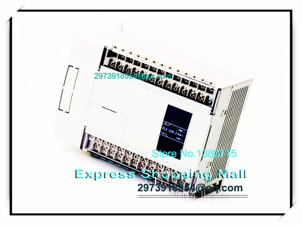 New Original 18point NPN input 14point relay/transistor output XC2-32RT-E PLC AC220V cable new original programmable controller plc module 8point npn input 6point relay transistor output xc2 14rt c