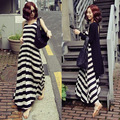 Maternity clothing Thin Women's Dress Thin Sleeve Stretchy Slim Pregnant Jersey Dresses Pregnant woman 2pcs / set
