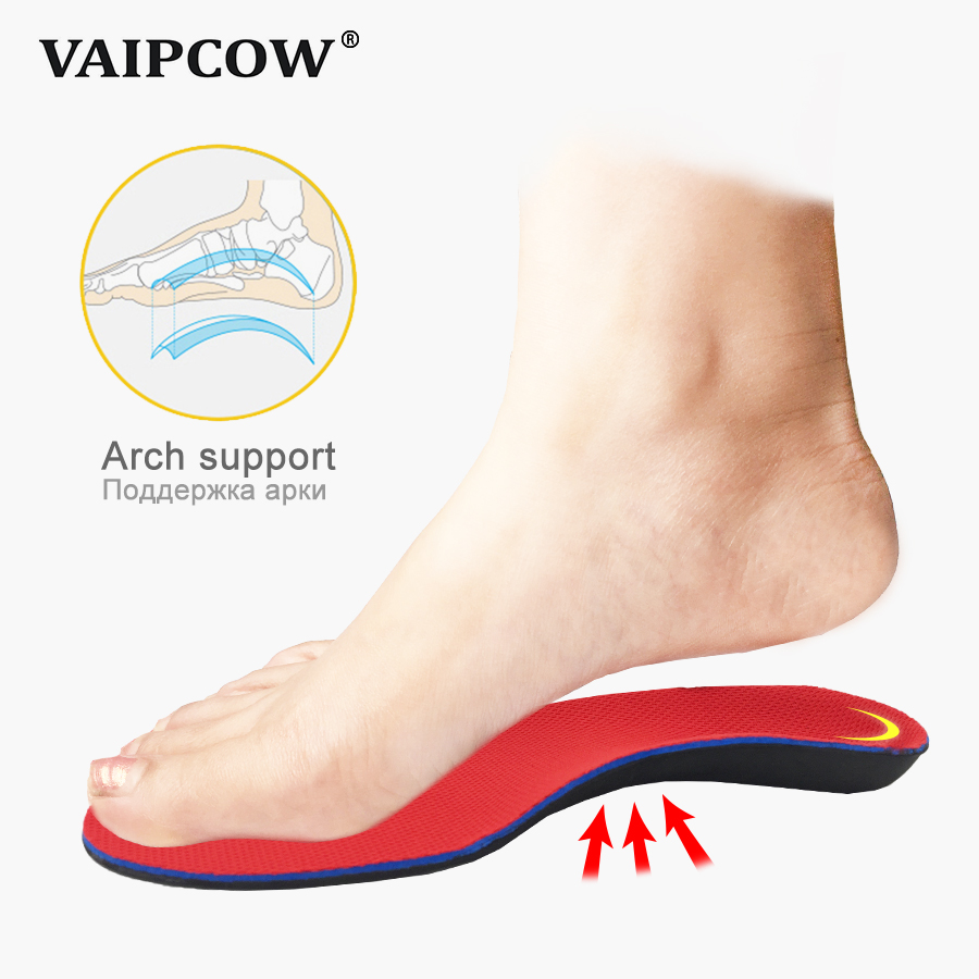 High Arch Support Pad Insoles Feet Care 3d Premium Women Men Comfortable Shoes Orthotic Insoles Inserts We Have Won Praise From Customers Novelty & Special Use